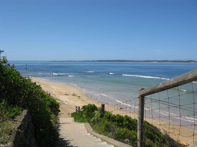 Beautiful Queenscliff Beach