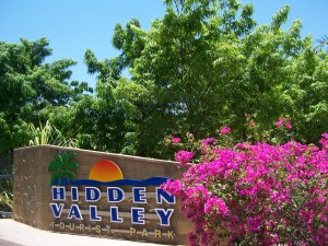 Hidden Valley Tourist Park - Welcome