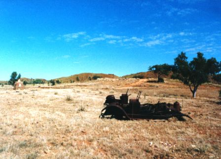 Old Halls Creek - Photo by Harry Willey 