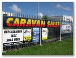 Abco sell used and fully reconditioned caravans.