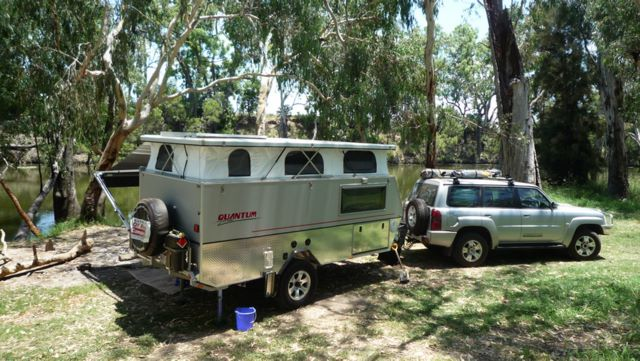 Beautiful  Campers Full Off Road Camping Trailer Reviews  ProductReviewcomau