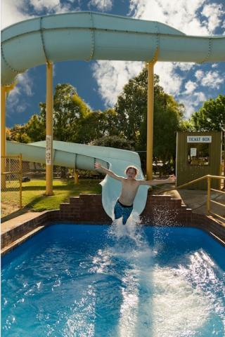 Eureka Stockade Holiday And Caravan Park Ballarat Overview