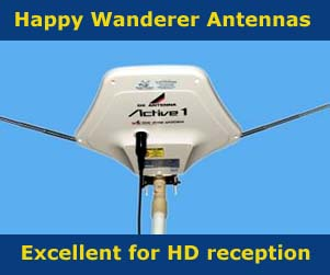 Happy Wanderer Caravan Accessories