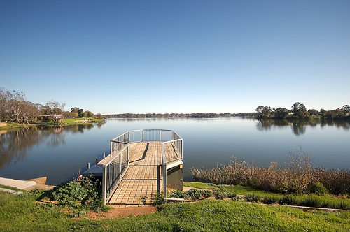 Nagambie Australia  City pictures : Nagambie Lakes Photo by Yewenyi at Flickr