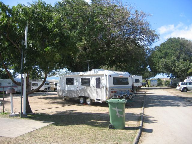 Harbour Lights Caravan Park in Bowen Queensland