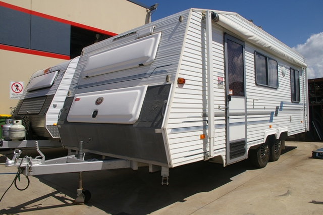 Popular  IPSWICH QLD First Net Trader Campers And Caravans For Sale Qld