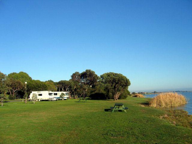 Meningie Australia  City new picture : ... Albert Caravan Park at Meningie South Australia | Caravan Park Photos