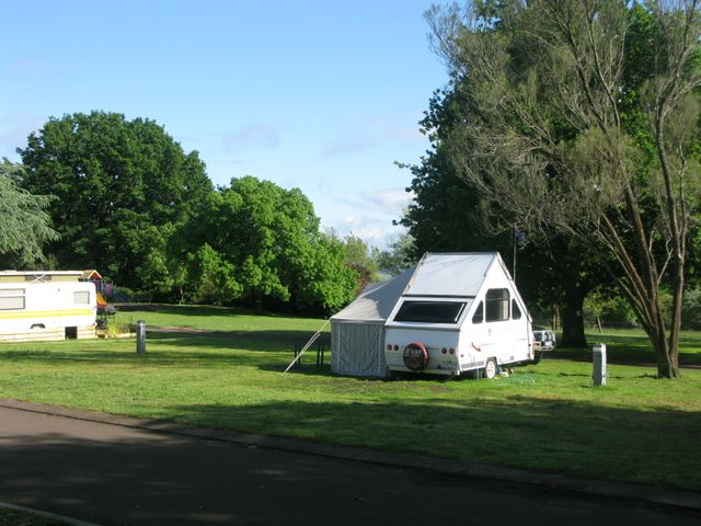 Camperdown (VIC) Australia  city pictures gallery : ... and Craters Holiday Park at Camperdown Victoria. | Caravan Park Photos