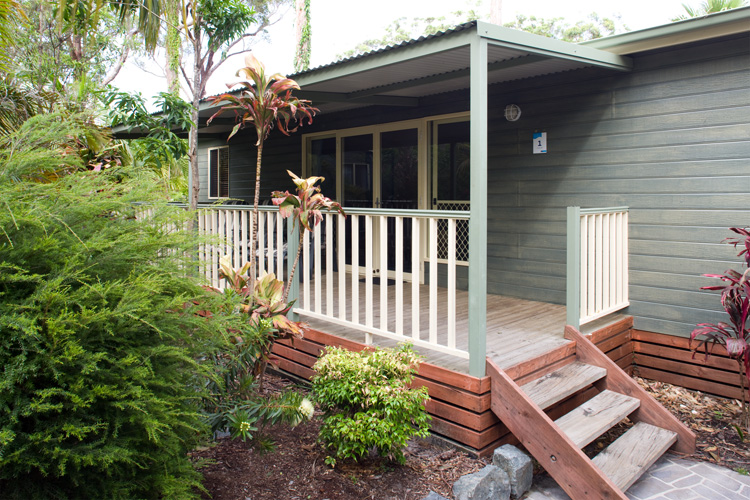 Darlington Beach Holiday Park - Gumnut Villa
