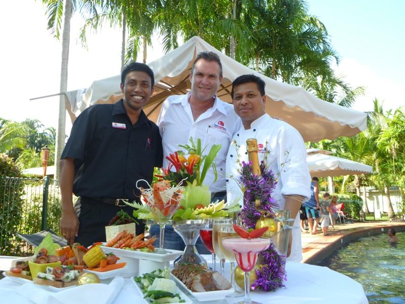 Darwin FreeSpirit Resort - Elements Food