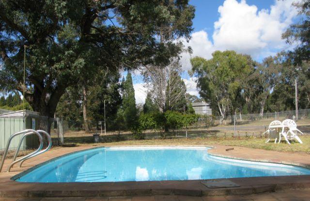 Getaway Tourist Park Coonabarabran Swimming Pool