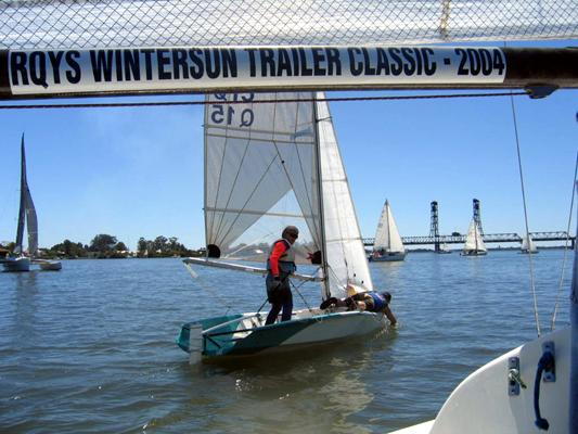 Grafton Bridge to Bridge Sailing Classic 2004 - Grafton: