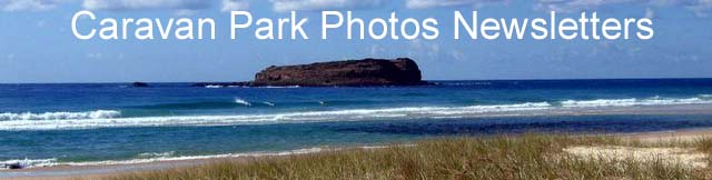 Caravan Park Photos Newsletter