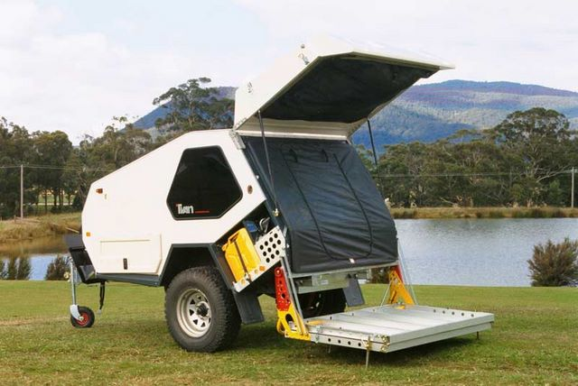 Independent Trailers Chifley Tvan S Canvas Tent Stores