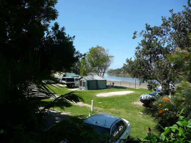 Camping pottsville