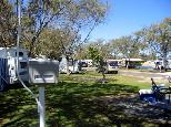 White Albatross Holiday Park - Nambucca Heads: Shady powered sites for caravans