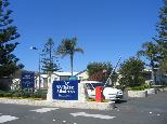 White Albatross Holiday Park - Nambucca Heads: Secure entrance and exit.