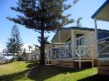 White Albatross Holiday Park - Nambucca Heads: Cottage accommodation, ideal for families, couples and singles