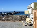 Arno Bay Foreshores Tourist Park - Arno Bay: Powered sites for caravans with water views.