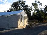 Auburn Showground Caravan Park - Clare Valley: Amenities block and laundry