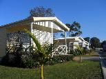 Beachfront Holiday Resort - Hallidays Point: Cottage accommodation, ideal for families, couples and singles
