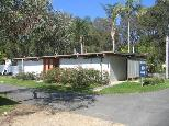 Dunbogan Caravan Park - Dunbogan: Amenities block and laundry