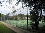 Pinaroo Leisure Park - Muswellbrook: Tennis courts