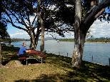 North Beach Caravan Park 2005 - Mylestom: Mylestom is at the mouth of the Bellinger River