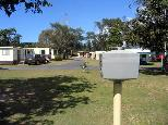 North Beach Caravan Park 2005 - Mylestom: Powered sites for caravans
