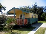 North Beach Caravan Park 2005 - Mylestom: Cottage accommodation, ideal for families, couples and singles