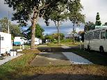 Newmarket Gardens Caravan Park - Ashgrove Brisbane: Powered sites for caravans with large slabs