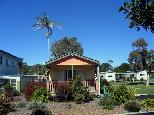 Park Beach Holiday Park 2005 - Coffs Harbour: Cottage accommodation, ideal for families, couples and singles