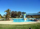 Park Beach Holiday Park 2005 - Coffs Harbour: Swimming pool