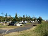 Sundowner Breakwall Tourist Park - Port Macquarie: Good paved roads throughout the park