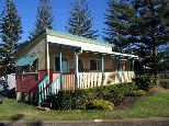 Sundowner Breakwall Tourist Park - Port Macquarie: Cottage accommodation, ideal for families, couples and singles