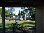 Sundowner Breakwall Tourist Park - Port Macquarie: Playground for children.