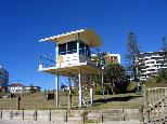 Sundowner Breakwall Tourist Park - Port Macquarie: Rotary Surf Life Saving Tower