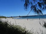 Sundowner Breakwall Tourist Park - Port Macquarie: Port Macquarie beach