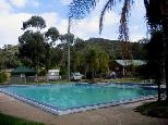 Sandy Hollow Tourist Park - Sandy Hollow: Swimming pool