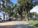 Streaky Bay Foreshore Tourist Park - Streaky Bay: Powered sites for caravans
